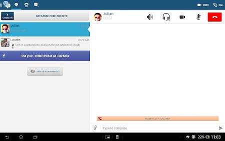Text Me!  Free Texting & Call 2.8.8 screenshot 13538