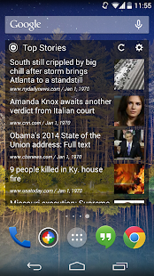 NewsBlur+ extension for News+- screenshot thumbnail