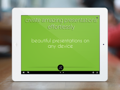 deck slideshow presentations - screenshot thumbnail