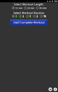 Daily Workouts - screenshot thumbnail