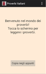 Proverbi Italiani- screenshot thumbnail