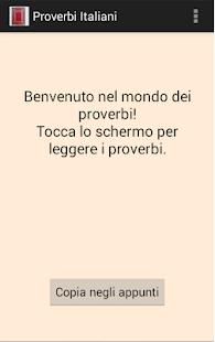 Proverbi Italiani - screenshot thumbnail