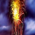 Color Fireworks LWP Pro icon