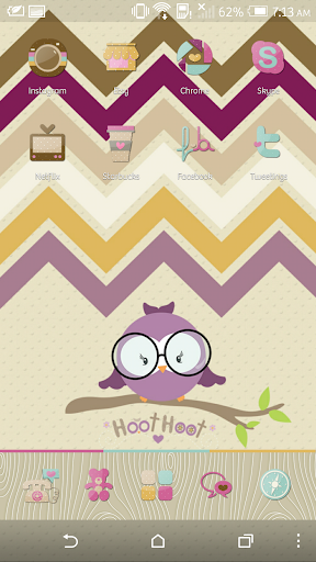 Hoots Different Go Launcher