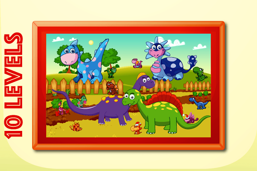 玩免費解謎APP|下載Crazy Dinosaurs Differences app不用錢|硬是要APP