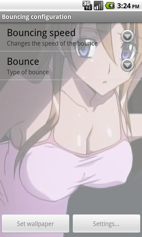 Bouncing Anime Boobs - screenshot