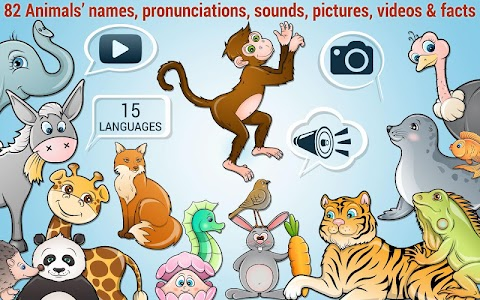 82 Kids Puzzle - Learn Animals v1.0.2