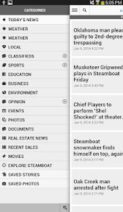 Steamboat Today - screenshot thumbnail