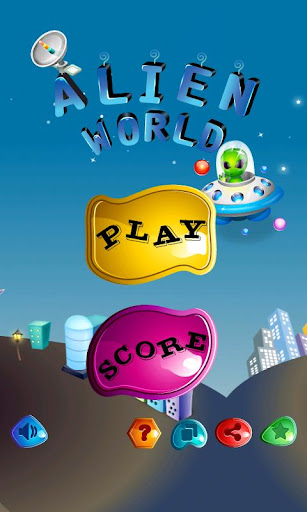 Alien World - Free Kids Game
