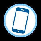 Auto answer call icon