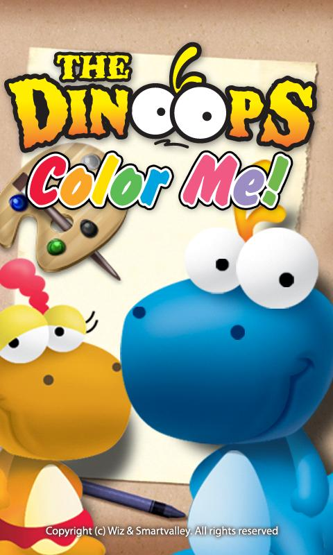 DinoColor_free - screenshot