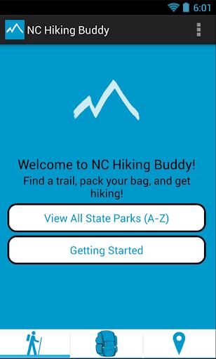 NC Hiking Buddy