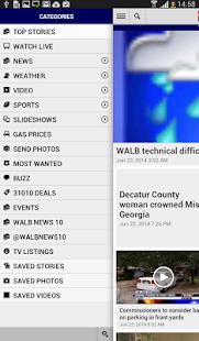WALB News 10 Screenshot 12