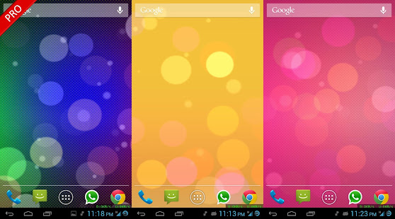 Bokeh 3d Live Wallpaper Apps On Google Play