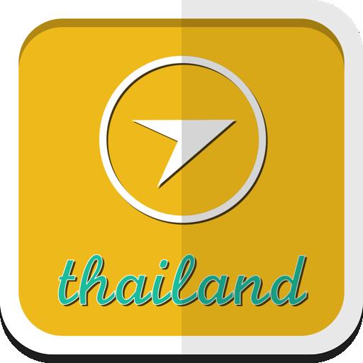 タイ旅行ガイド地図 旅遊 App LOGO-硬是要APP