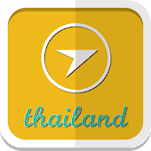 Thailand Travel Guide Map