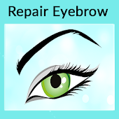 How to Repair Eyebrow Loss