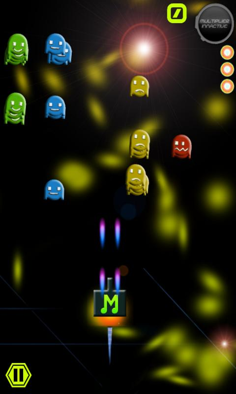 Jamming Invasion- screenshot