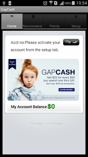 GapCash