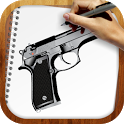 Draw Guns and Pistols icon