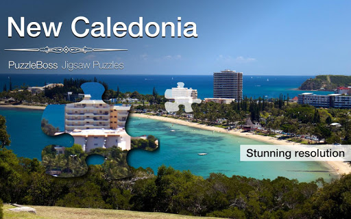 New Caledonia Jigsaw Puzzles