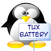 Mini Tux Battery Widget Plus