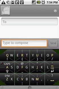 Slide Keyboard 2 Beta - screenshot thumbnail