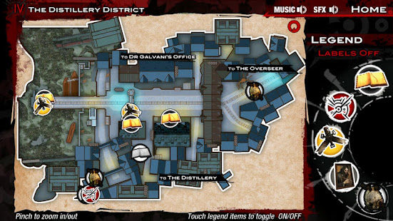 Dishonored official map app apps on google play screenshot image gumiabroncs Gallery