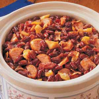 Slow-Simmered Kidney Beans.