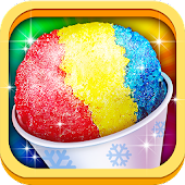 Snow Cones Mania -Cooking Game