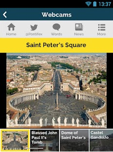 The Pope App - Papa Francisco - screenshot thumbnail
