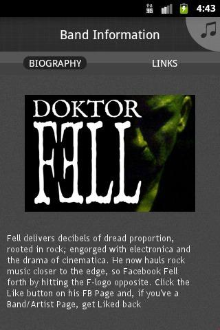 Doktor Fell- screenshot