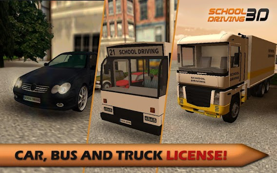 School Driving 3D APK screenshot thumbnail 19
