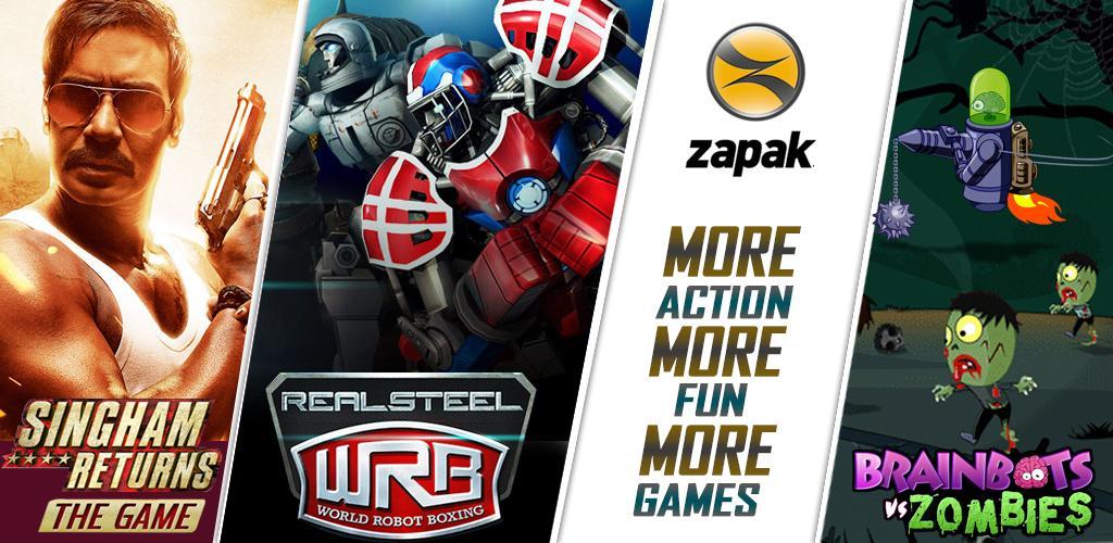 Zapak - App by Zapak Mobile Games Pvt. Ltd