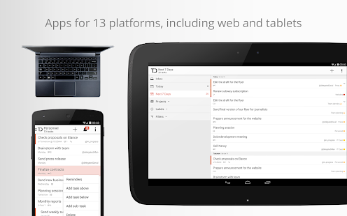 Todoist: To-Do List, Task List Screenshot 21