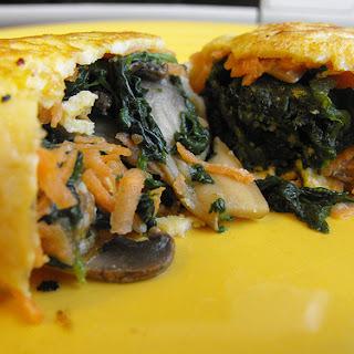 Simple Vegetable Tortilla.