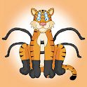 Mr Tiger the House Spider icon