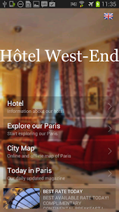 Hotel West-End - screenshot thumbnail