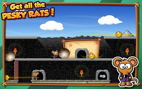 Rat Fishing Screenshot 2