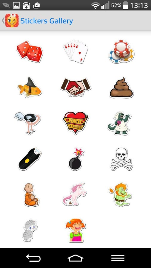 apps stuff sexy adult stickers