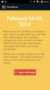 DevNexus 2014 - screenshot thumbnail