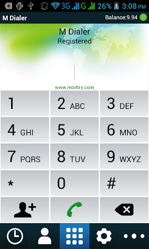M Dialer-jed