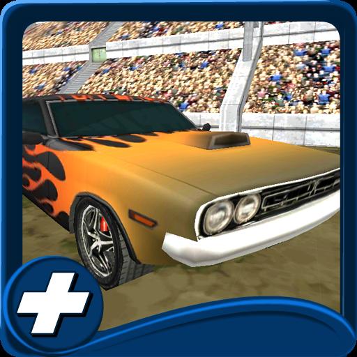 賽車遊戲App|無料のレトロなスタントの駐車場 LOGO-3C達人阿輝的APP