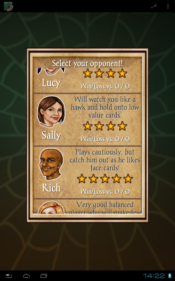Gin Rummy Free- screenshot