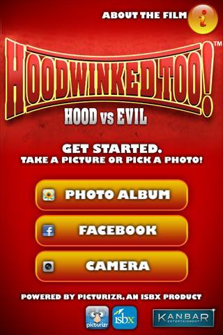 Hoodwink Yourself- screenshot