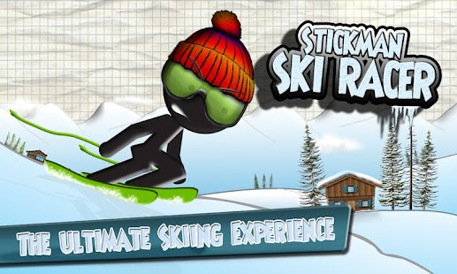 Stickman Ski Racer Screenshot 1