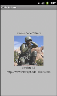 Navajo Code Talkers- screenshot thumbnail