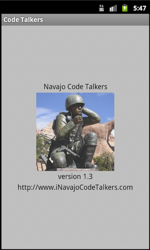 Navajo Code Talkers- screenshot