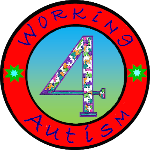 Working 4 Autism Puzzle Game LOGO-APP點子
