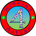 Working 4 Autism Puzzle Game icon